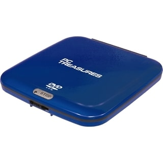 Digital Treasures 07256 External DVD-Reader - Navy