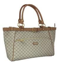 Rioni Signature Natural 'The Everyday Weekender' Bag