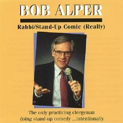 BOB RABBI ALPER - STAND-UP COMIC