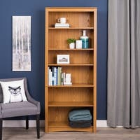 6-shelf Bookcase