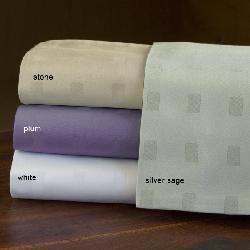 Egyptian Cotton Soho Dot 600 Thread Count Sheet Set