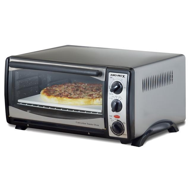 Euro Pro Convection Toaster Oven Refurbished Free
