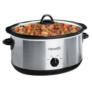 Crock-Pot SCV700-SS Stainless Steel 7-Quart Slow Cooker|https://ak1.ostkcdn.com/images/products/5016066/P12897467.jpg?_ostk_perf_=percv&impolicy=medium
