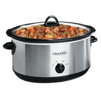 Crock-Pot SCV700-SS Stainless Steel 7-Quart Slow Cooker
