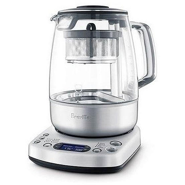 Shop Breville Btm800 One Touch Tea Maker Free Shipping