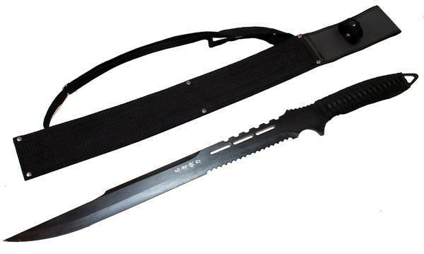 27-inch Ninja Sharp Sword with Sheath