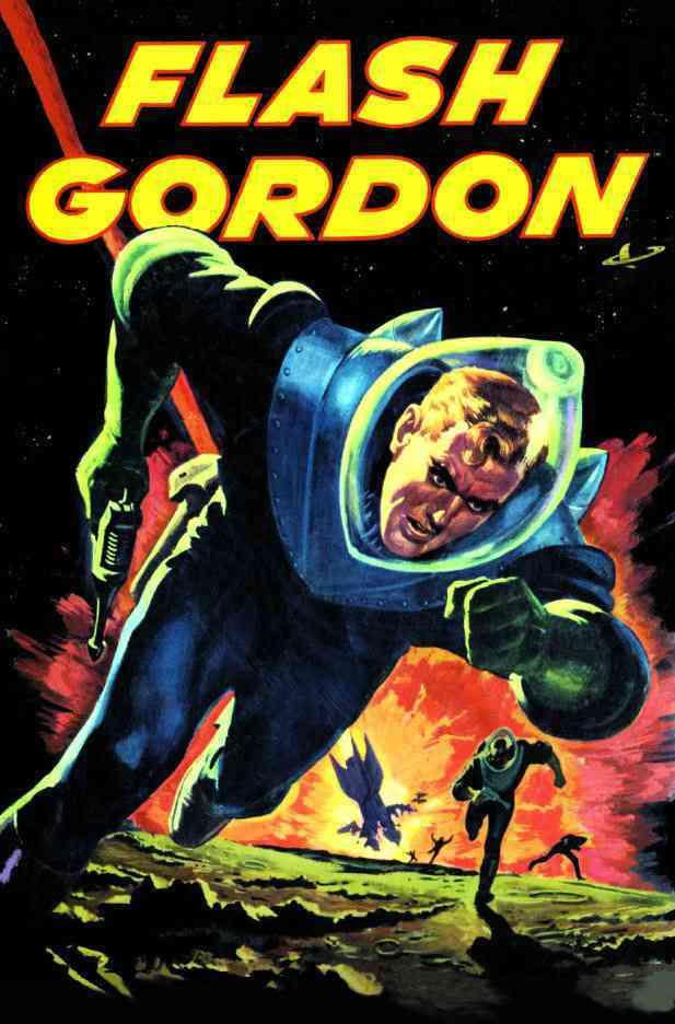Flash Gordon Comic Book Archives 1 (Hardcover)