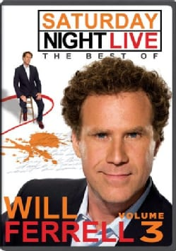 Saturday Night Live: The Best Of Will Ferrell Vol. 3 (DVD)