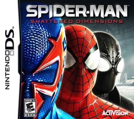 Nintendo DS - Spider-Man: Shattered Dimensions