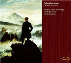 R. SCHUMANN - VIOLIN CONCERTOS