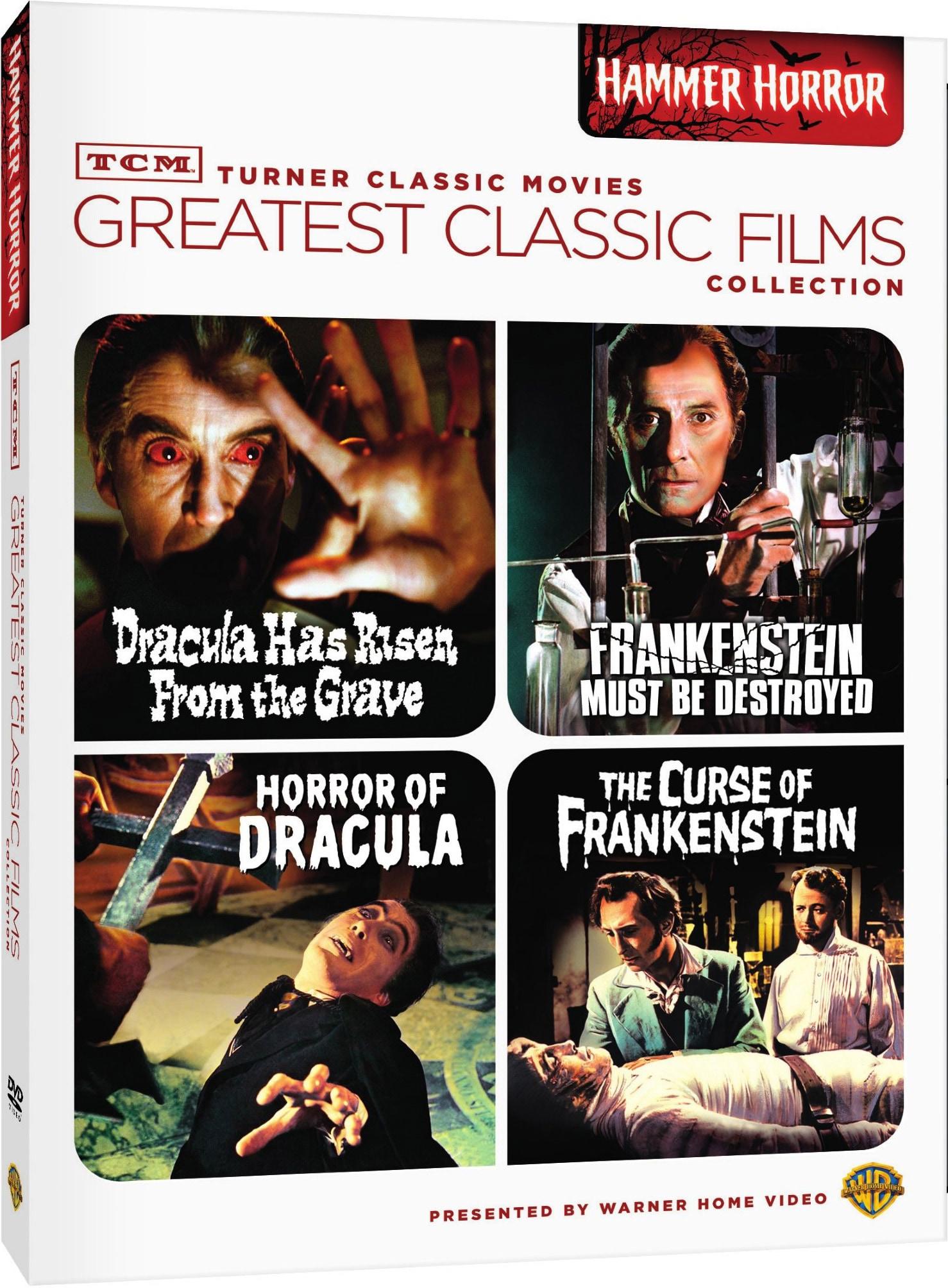 TCM Greatest Classic Films: Hammer Horror (DVD)