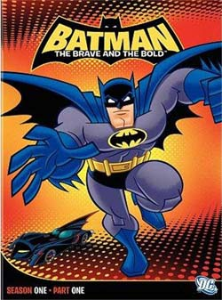 Batman: The Brave and the Bold - Season One, Part One (DVD)