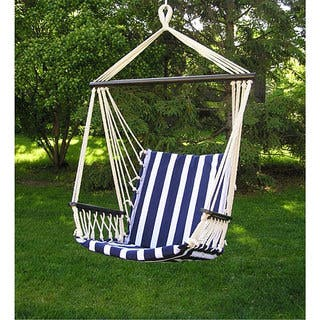 Deluxe Bahama Hanging Hammock Sky Swing Chair https://ak1.ostkcdn.com/images/products/5033731/P12912898.jpg?impolicy=medium