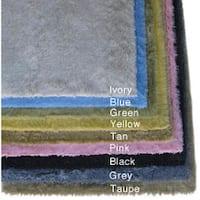 Ohno Kanecaron Faux Fur Rug (2' x 4')