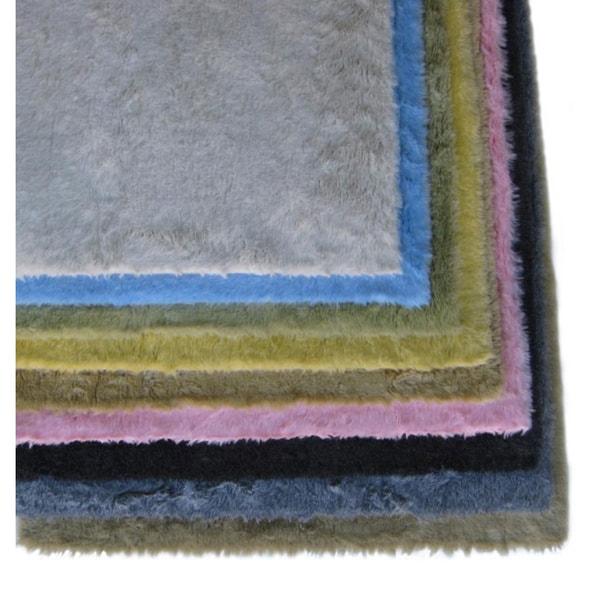 Shop Ohno Kanecaron Faux Fur Rug (5' X 8')