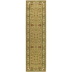 Safavieh Lyndhurst Traditional Oriental Beige/ Ivory Runner (2'3 x 6')