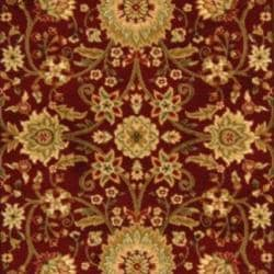 Safavieh Lyndhurst Traditional Oriental Red/ Ivory Rug (9' x 12')