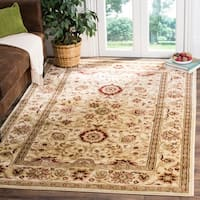 Safavieh Lyndhurst Traditional Oriental Ivory/ Ivory Rug (8' 11 x 12' rectangle)