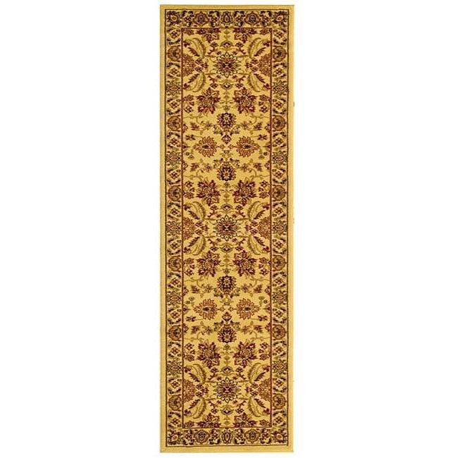 Safavieh Lyndhurst Traditional Oriental Ivory Runner Rug - 2'3 x 6'