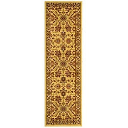 Safavieh Lyndhurst Traditional Oriental Ivory Runner Rug - 2'3 x 6' - Thumbnail 0