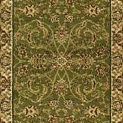 "Safavieh Lyndhurst Traditional Oriental Sage/ Ivory Runner (2'3"" x 6') - Thumbnail 2"