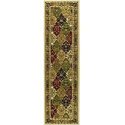Safavieh Lyndhurst Traditional Oriental Multicolor/ Ivory Runner (2'3 x 6')