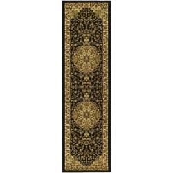 Safavieh Lyndhurst Collection Black/ Ivory Runner (2'3 x 6')