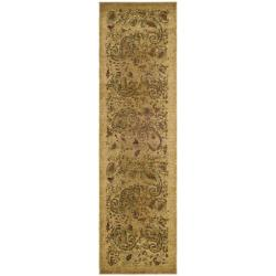 Safavieh Lyndhurst Traditional Paisley Beige/ Multi Runner (2'3 x 8')