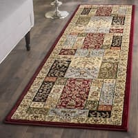 Safavieh Lyndhurst Traditional Oriental Multicolor/ Ivory Runner Rug - 2'3 x 6'