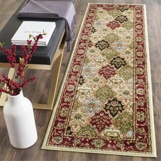 Safavieh Lyndhurst Traditional Oriental Multicolor/ Red Runner (2'3 x 6')