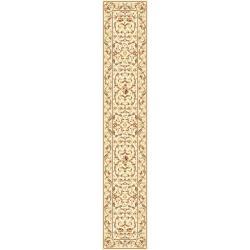 Safavieh Lyndhurst Traditional Oriental Ivory/ Ivory Runner (2'3 x 6')