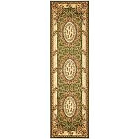 Safavieh Lyndhurst Traditional Oriental Sage/ Ivory Runner (2'3 x 6')