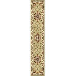 Safavieh Lyndhurst Traditional Oriental Sage/ Ivory Runner (2' 3 x 22')