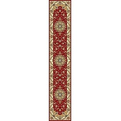 Safavieh Lyndhurst Traditional Oriental Red/ Ivory Runner (2' 3 x 16')