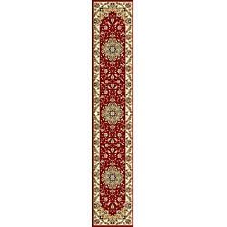 Safavieh Lyndhurst Traditional Oriental Red/ Ivory Runner Rug - 2'3 x 6' - Thumbnail 0