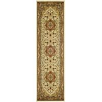 Safavieh Lyndhurst Traditional Oriental Ivory/ Rust Runner Rug - 2'3 x 6'