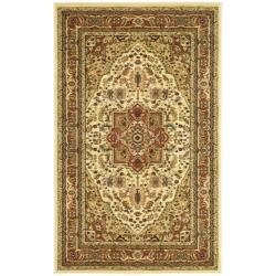 Safavieh Lyndhurst Collection Ivory/Rust Oriental Rug (3'3 x 5'3)