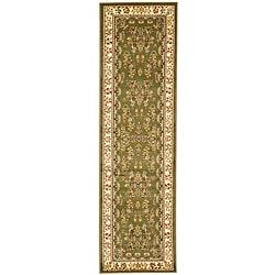Safavieh Lyndhurst Traditional Oriental Sage/ Ivory Runner (2'3 x 22')