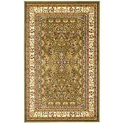 Safavieh Lyndhurst Traditional Oriental Sage/ Ivory Area Rug (4' x 6')