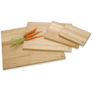 J.K. Adams Takes Two Double Sided 20-Inch by 16-Inch Cutting Board, Maple