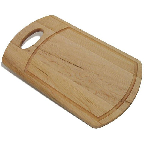 J.K. Adams 15-Inch by 9-Inch Everyday Cutting Board