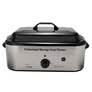 Top Massage Large Professional Hot Stone 18-quart Heater