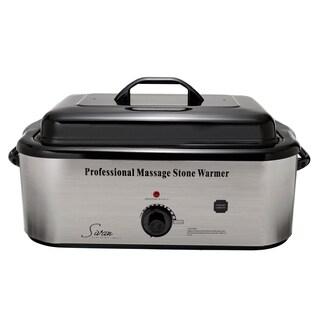 Top Massage Large Professional Hot Stone 18-quart Heater