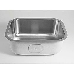 DeNovo Single-bowl Stainless Steel Undermount Bar Sinks (Pack of 10)