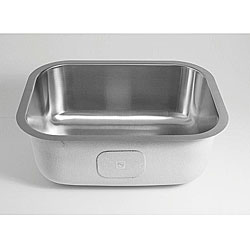 DeNovo Single-bowl Stainless Steel Undermount Bar Sinks (Case of 28)