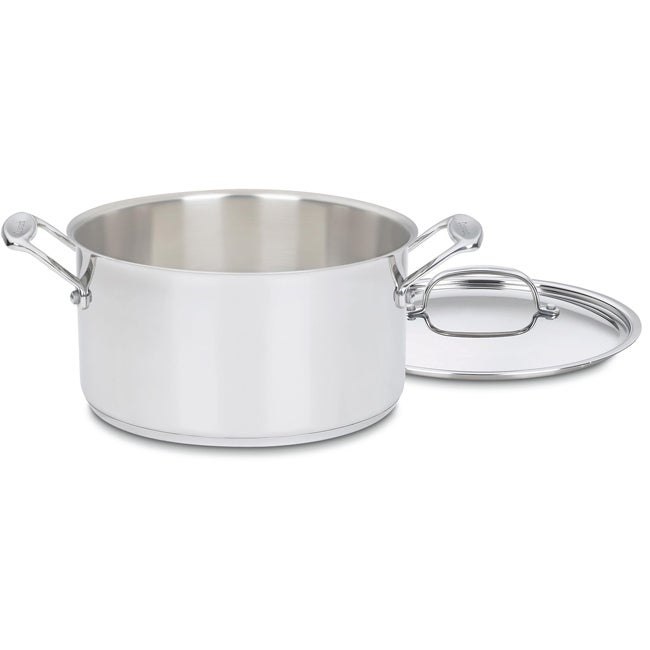Cuisinart Chef's Classic Stainless 6-quart Sauce Pot