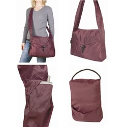 Travelon Stow-away Messenger-style Bag