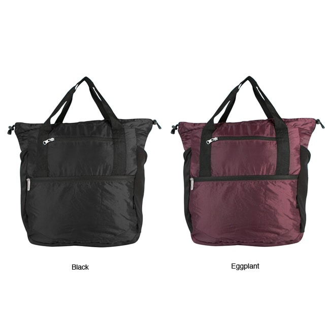 Travelon Stow-away Backpack/ Tote - Thumbnail 0