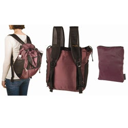 Travelon Stow-away Backpack/ Tote - Thumbnail 1