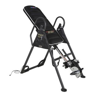 Ironman Infrared Therapy RX100 Inversion Table - Black